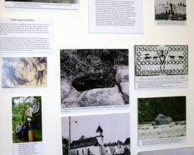 Klahoose Exhibit