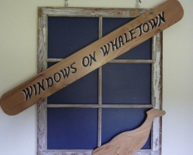 Windows on Whaletown