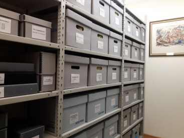 Archives Project Completed!