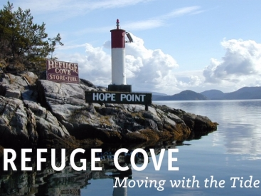 Refuge Cove Exhibit